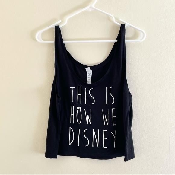 Disney Tank